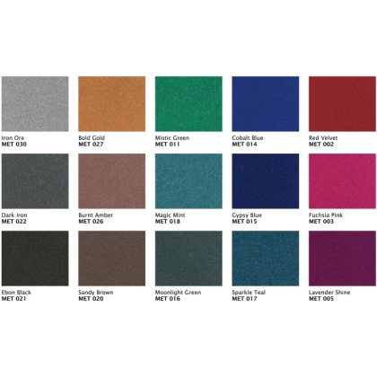 5L Nippon Paint Metallic For Wood & Metal Smooth Metallic Shimmer