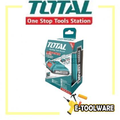 Total Lithium Li-ion 20V (2.0AH) Battery Only - TFBLI20011