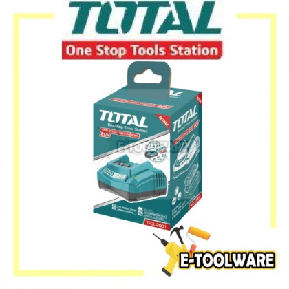 Total 20V Fast Intelligent Charger (2000mA) -  TFCLI2001