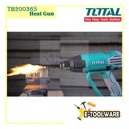 Total Heat Gun 2000W - TB200365