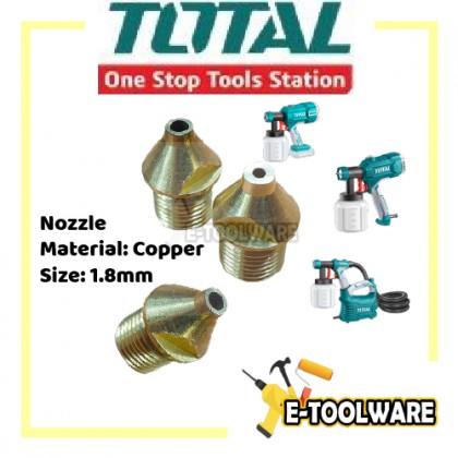 Total 1.8mm Nozzle For All Spray Gun - TT5006