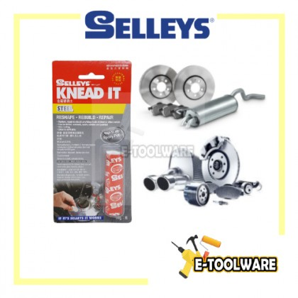 Selleys Knead It Steel (50g) - TRSAD035