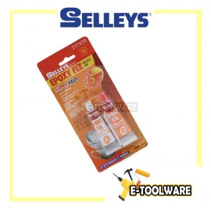 Selleys Epoxy Fix Super Fast Multi Purpose Household Repair Super Glue (35ml)