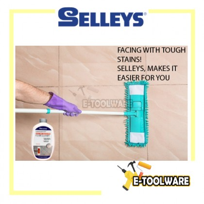 Selleys Concentrated Floor Cleaner 1L Floor Tile Mosaic Home Clear Floor