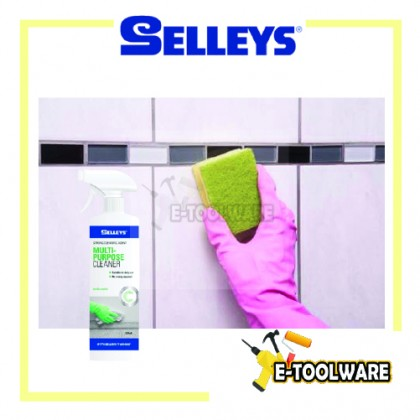 Selleys Multi-Purpose Cleaner 500ml Anti-Bacterial Formula Versatile Cleanser