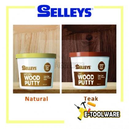 Selleys Wood Putty 500g for Wood Crake Hole Gap Repair Teak Natural Wood Putty Filler